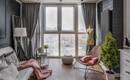 Милая и практичная квартира 30 кв. М для стилиста одежды