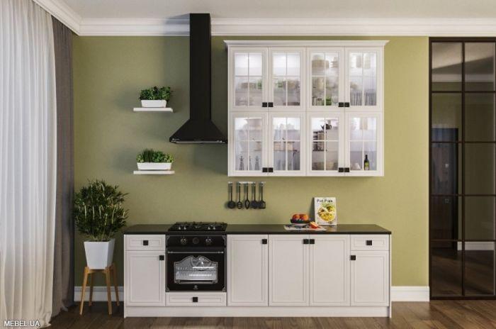 Модульная кухня. Фото АБН Мебель