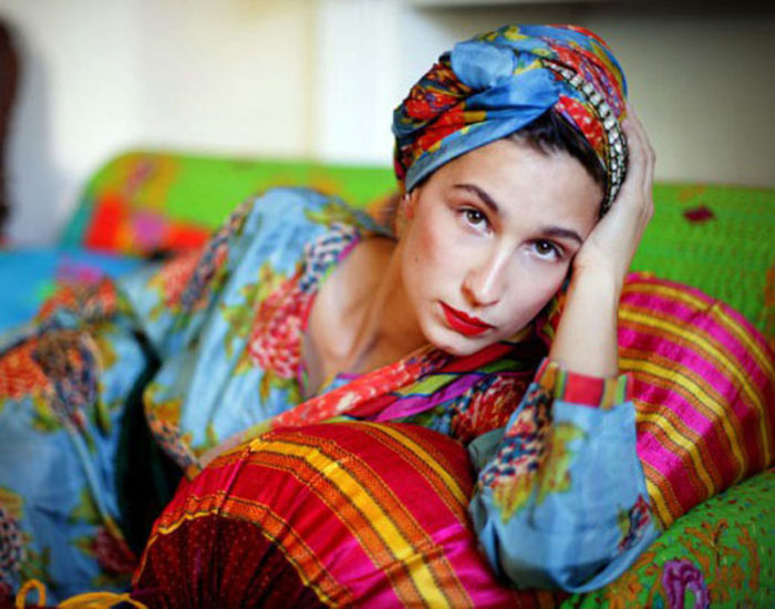 Дизайн: LISA CORTI Home Textile. Фото: Salvo Sportato