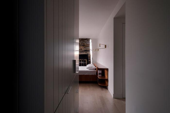 Дизайн: студия Appareil Architecture. Фото: Félix Michaud.