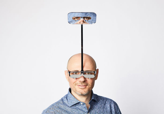 Очки для перископа. Дизайнер Доминик Уилкокс (Dominic Wilcox)