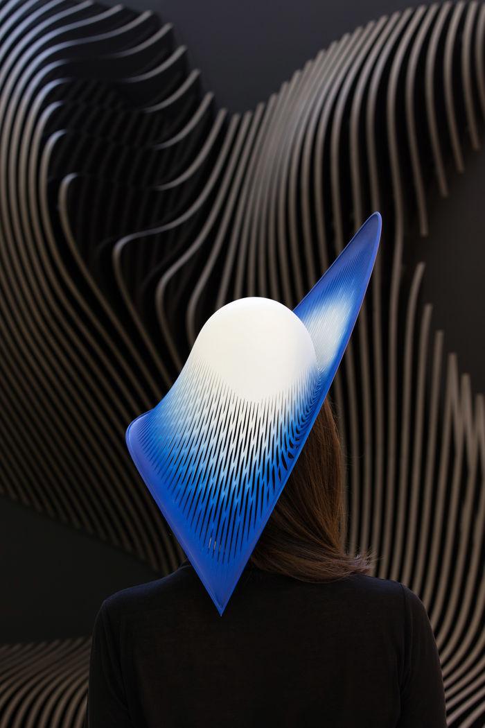 Дизайн: Zaha Hadid Architects. Фото: Luke Hayes