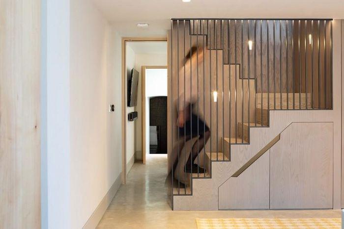 Дом The Signal House. Архитекторы: Fraher Architects. Фото: Jocelyn Lowe