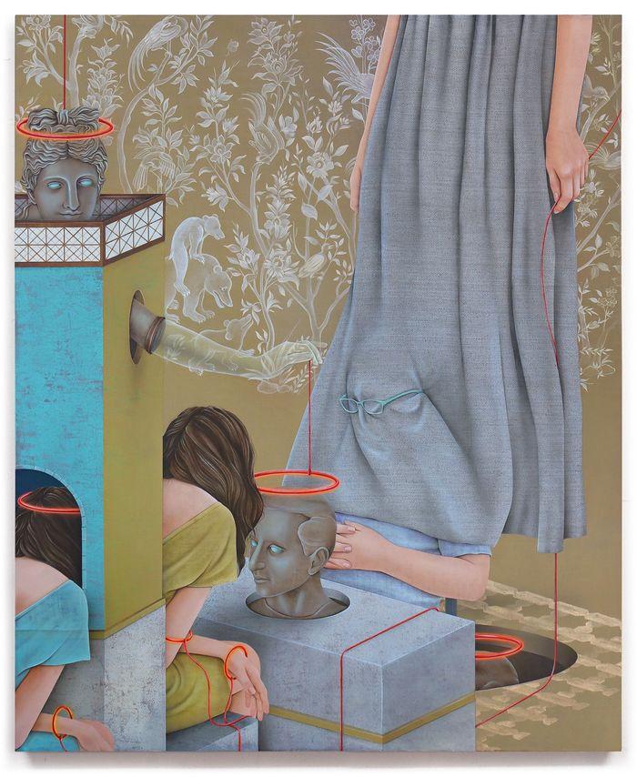 Художница Аргхаван Хосрави (Arghavan Khosravi)