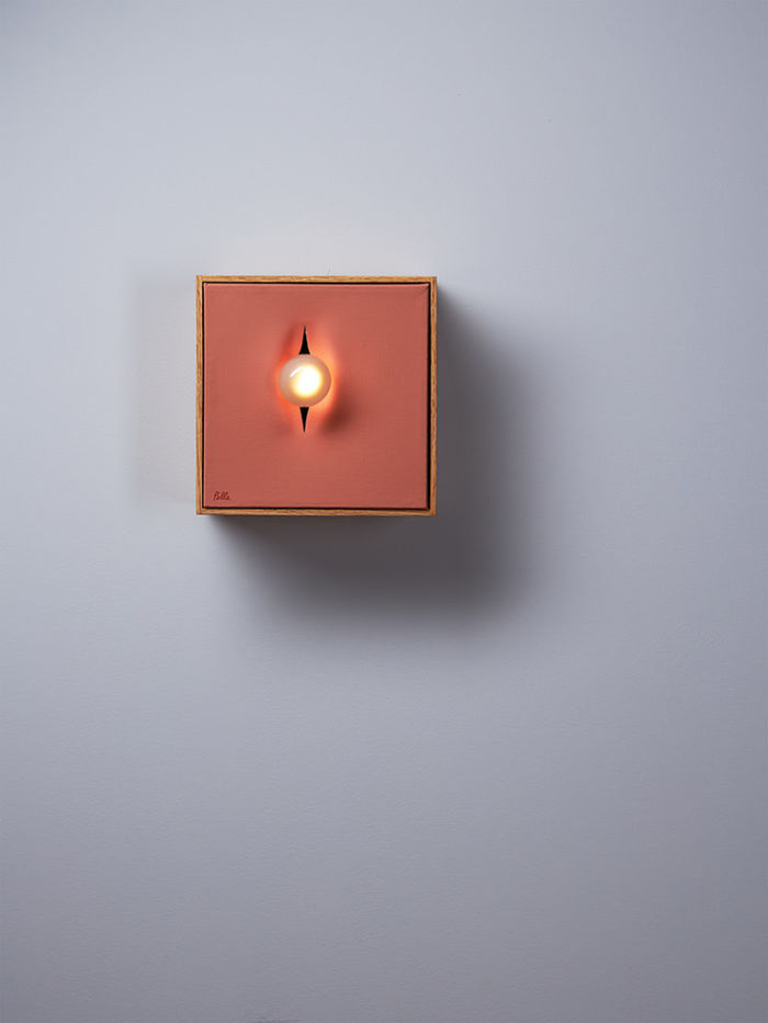 Коллекция освещения от PELLE - Incise Paintings