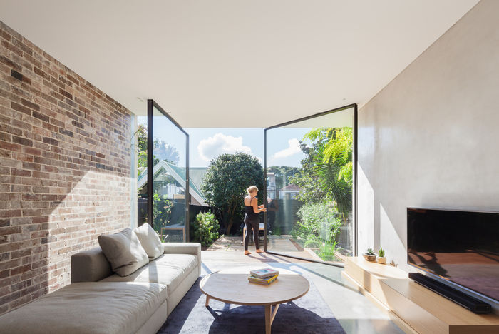 Проект студии Marston Architects. Источник фото:  marstonarchitects.com.au