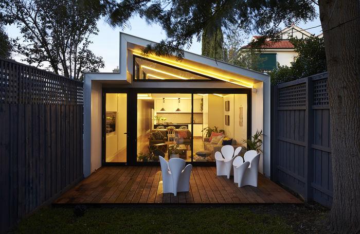 Дом Elsternwick от студии Foomann Architects