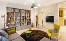 Уютная квартира с теплой палитрой и испанскими мотивами