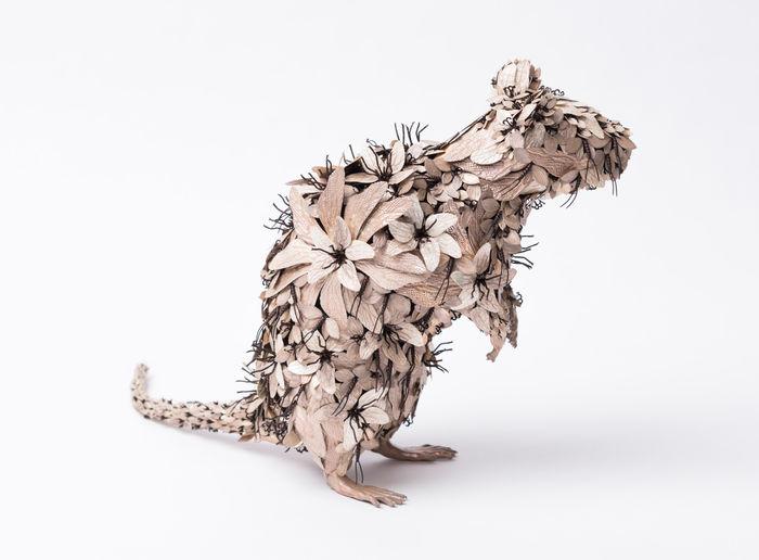 Металлические скульптуры Тайитиро Йошиды