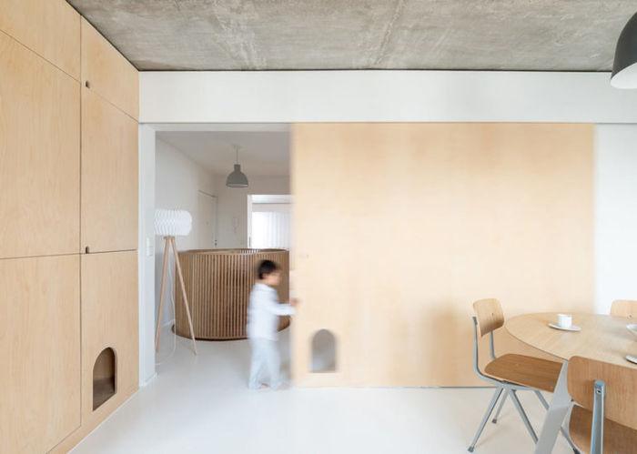 Квартира Sacha. Дизайн и фото: проектное бюро SABO
