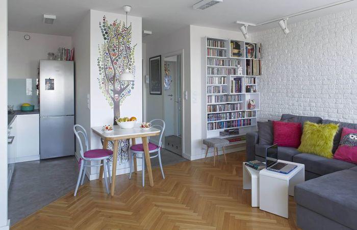Архитектор: Марта Круччик. Фото: http://inmagine.pl