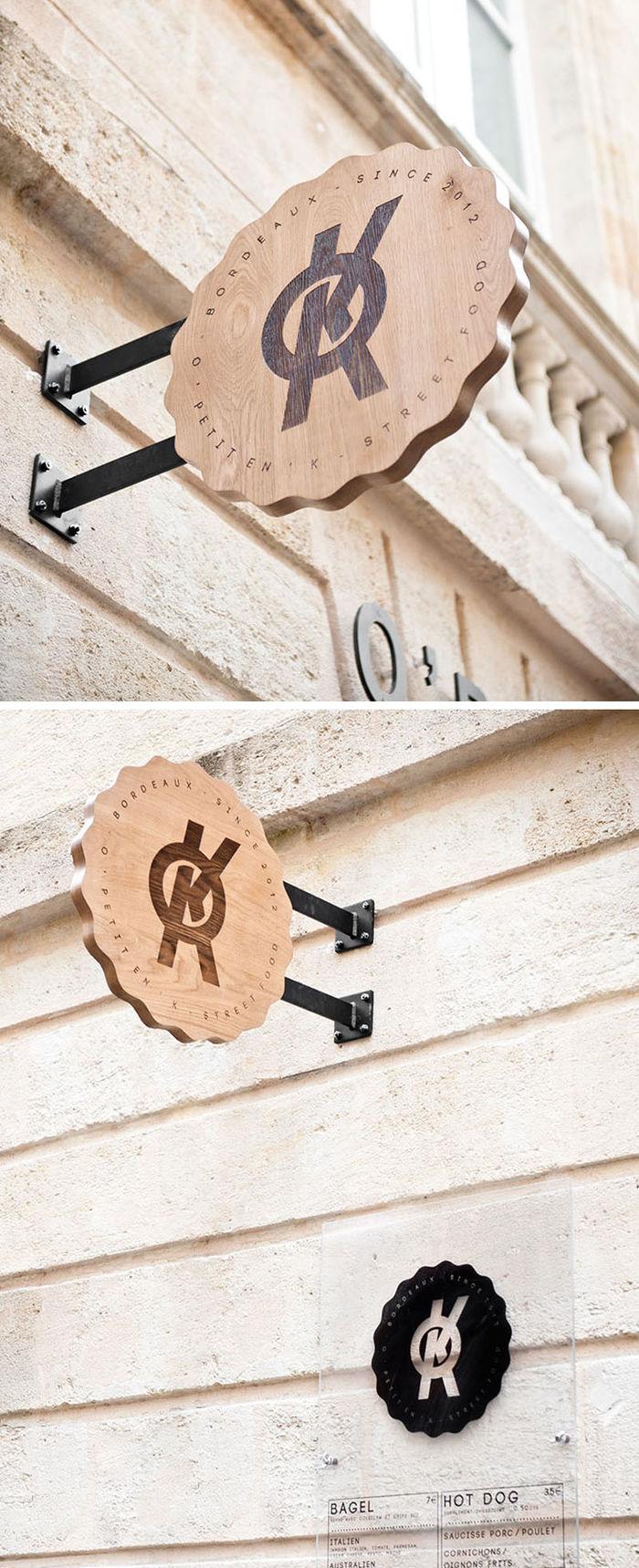 Hekla разработал бренд для O'Petit en'K. Фото: Julian Fernandez.