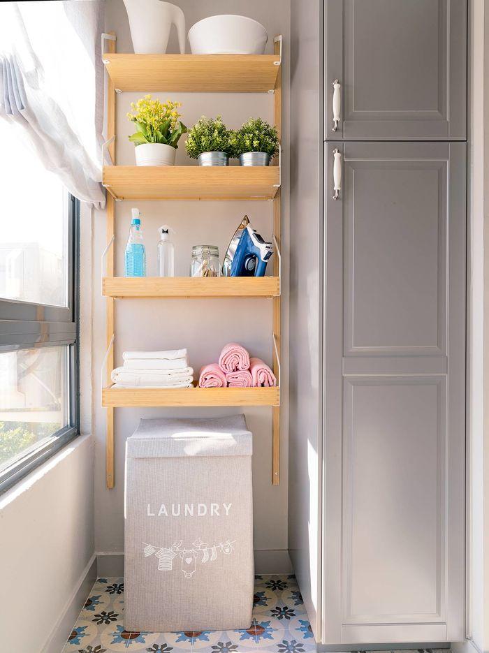Системы хранения на кухне. Фото: https://www.elmueble.com