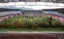 Зачем сажают лес на арене австрийского стадиона Вёртерзее?