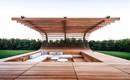 Счастье и покой у бассейна: хороший пример террасы для отдыха