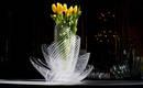 Вазы–гнезда: теперь цветам не нужна праздничная обертка