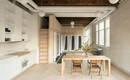 Здоровый отдых: большая двухуровневая сауна в небольшой квартире