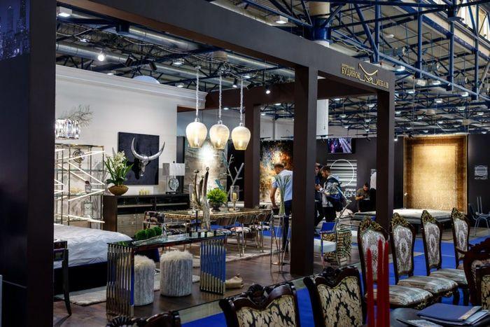 Виставка Design Living Tendency