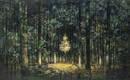 Сказочные картины: представьте себе леса, наполненные вещами из дома