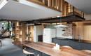 Интригующие балконы в доме с необыкновенной планировкой