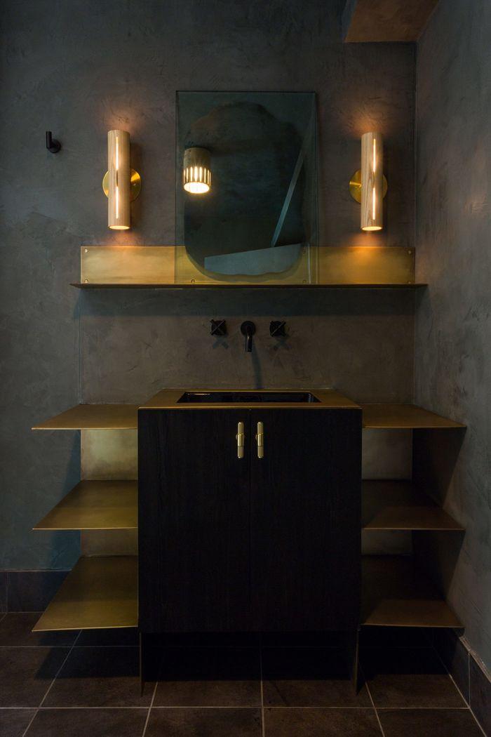 Квартира-лофт. Дизайн: студия Stephen Kenn Studio. Фото: Amy Bartlam