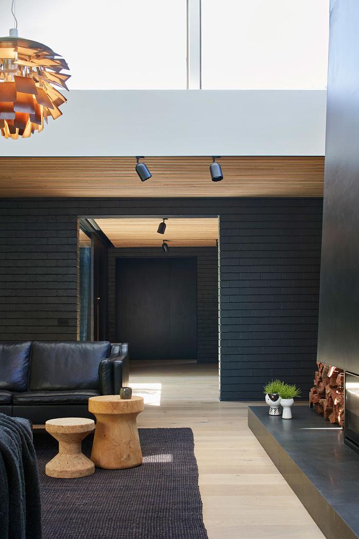 Дом Central Park Road Residence. Дизайн: студия Studio Four. Фото: Shannon McGrath