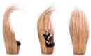 Отдаться природе: скульптурный стул из тонких сплетенных веток