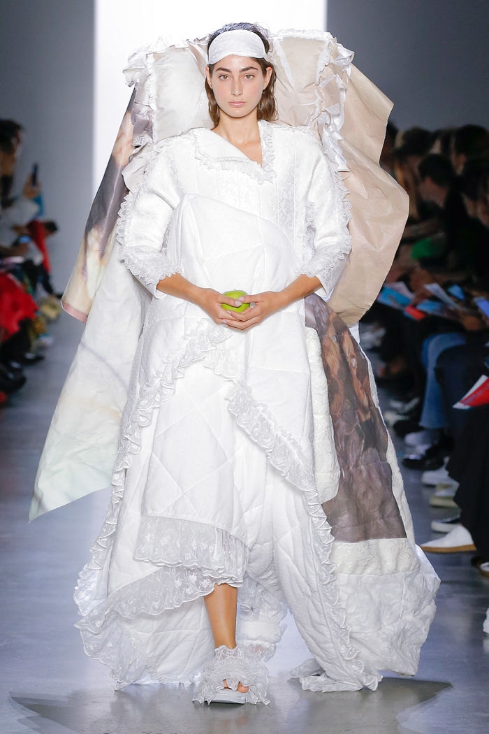 Из коллекции одежды Hualei Lu