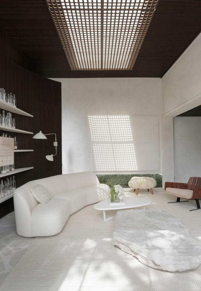 Дом Dende Duratex House от NJ Studio. Фото: Denilson Machado из MCA Estúdio