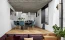 Свет и стиль: впечатляющая новая жизнь старого и узкого дома