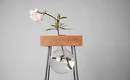 Изящество и функционал: необычная подставка для цветов