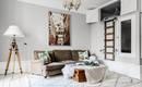 Уютный скандинавский дизайн небольшой шведской квартиры