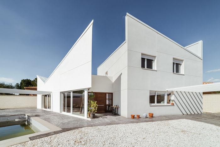 Частный дом Albania House, Испания. Фото: Jose fotoinmo