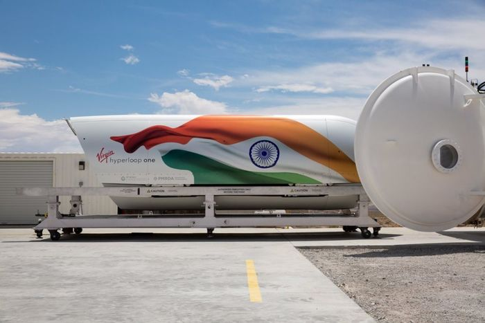 Hyperloop з'єднає центр Пуне та Мумбаї