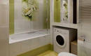 5 золотых правил расширения маленькой ванной