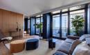 Стильная открытая квартира с видом на море
