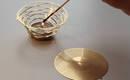 Латунный диск превращается…превращается в современный аксессуар