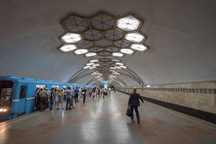 Ташкент. Фото: Christopher Herwig. Источник: издательство FUEL.