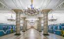 Бывшие советские станции метро в объективе Кристофера Хервига