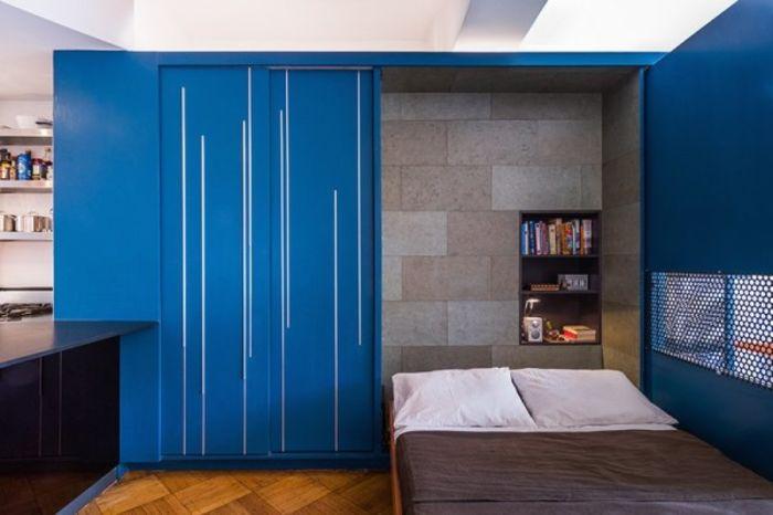 Студия. Дизайн: Michael K Chen Architecture. Фото: Alan Tancy