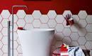8 смелых цветовых схем, способных реконструировать ванную