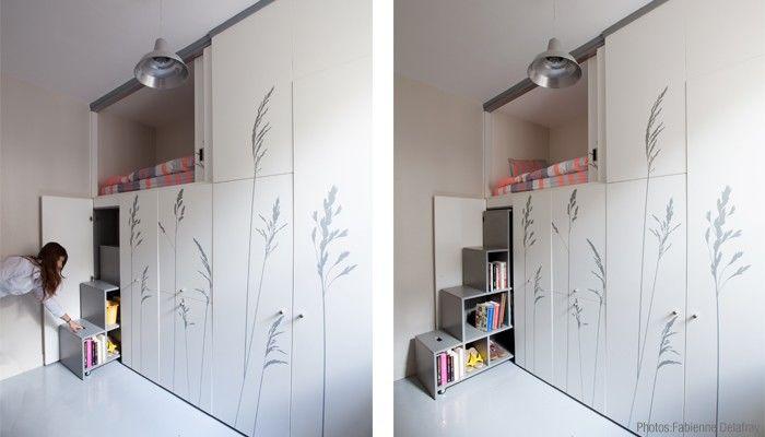 Квартира 8 кв. М. Студия Kitoko. Фото: Фабьенн Делафрей