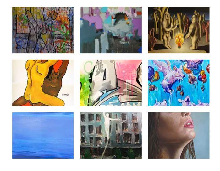 Lera Litvinova Gallery