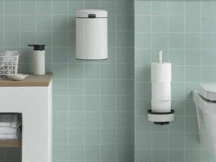 Источник фото: Brabantia wall-mounted accessories