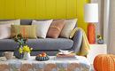 5 простых способов изменить вид дивана в гостиной