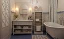 Простые идеи для маленькой ванной, увеличивающие пространство