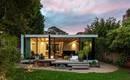 Навстречу природе: маленький дом в стиле павильона