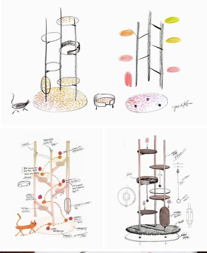 Дизайн: Jiyoun Kim Studio. Фото: Milliong