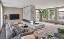 Интерьер голландской квартиры с роскошными элементами дизайна