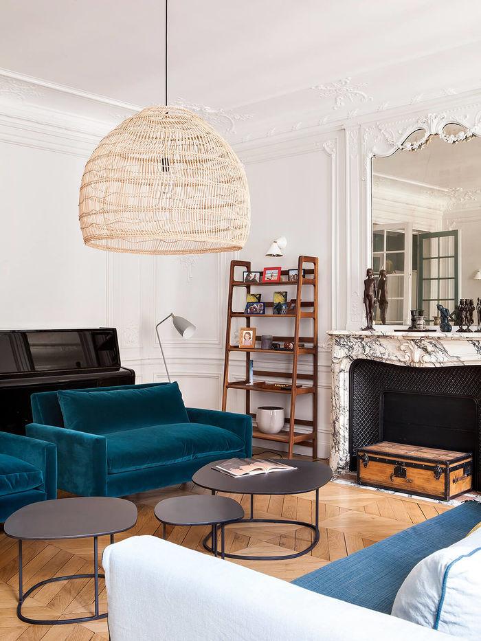 Дизайн и фото: Camille Hermand Architectures